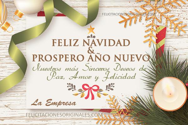 Felicitaciones De Navidad Para Empresas Clientes
