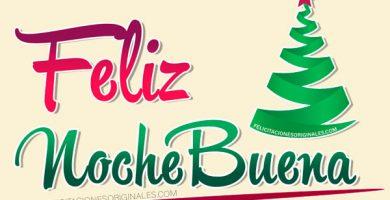 Feliz-NocheBuena imagen tarjeta