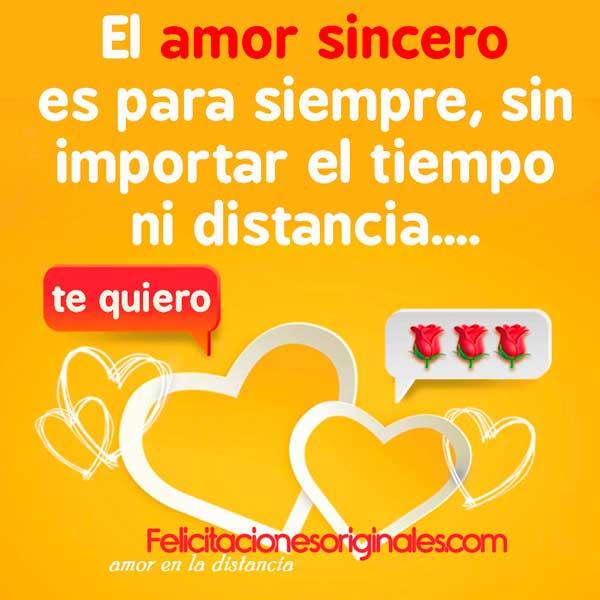 amor sincero distancia imagen