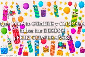 Felicitaciones originales cumpleaños imagenes