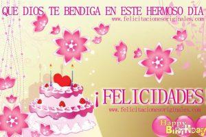 felicitaciones cumpleaños tarjetas