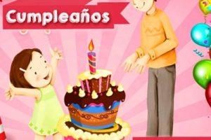 cumpleaños hija