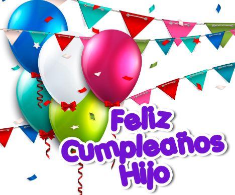 Felicitaciones Originales De Cumpleaños Para Hijos Ver Mas
