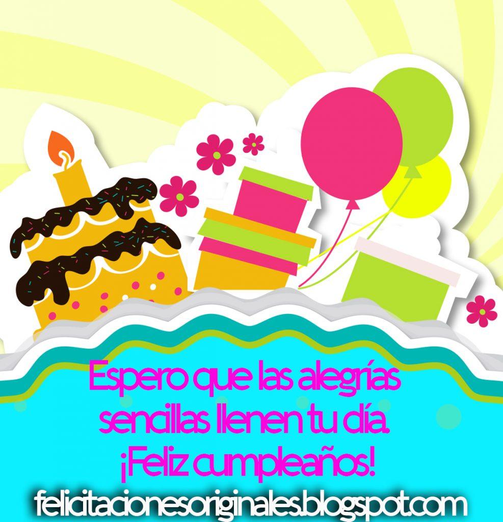 felicitaciones cumpleaños amiga