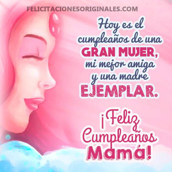 Frases para Felicitar a una Madre