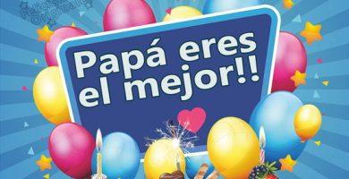 felicitaciones originales papa padres