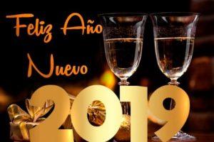 Felicitaciones año nuevo 2019