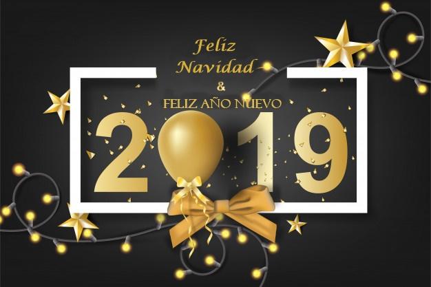 Felicitaciones Originales año nuevo 2019