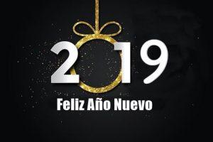 felicitaciones originales fin de año 2019