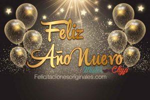 feliz año nuevo imagen felicitaciones